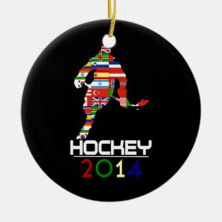 2014: Hockey Ornamentos Para Reyes Magos