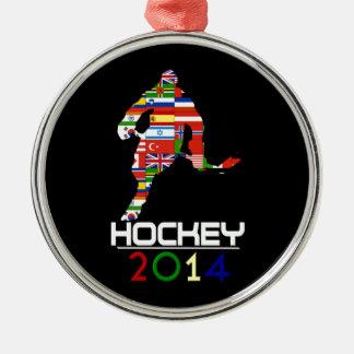 2014: Hockey Adorno De Navidad