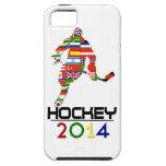2014: Hockey Funda Para iPhone SE/5/5s