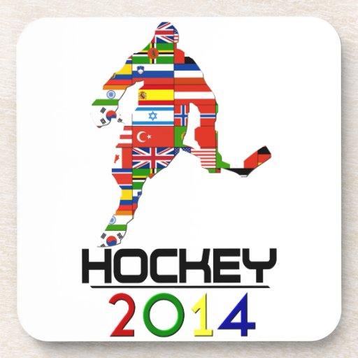 2014: Hockey Posavasos De Bebida