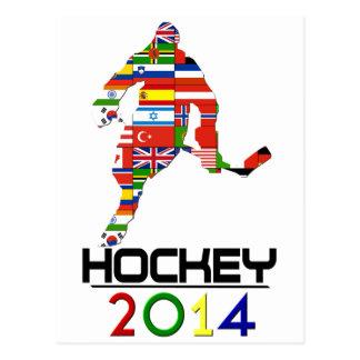 2014: Hockey Postal