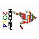 2014: Hockey Postales