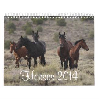 2014 Horse Calendar