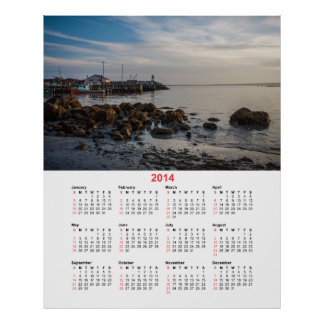 2014 Hunt's Point I calendar Posters