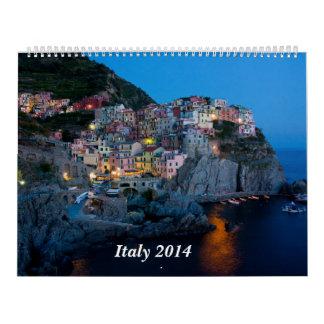 2014 Italy Calendar