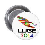 2014: Luge Pin