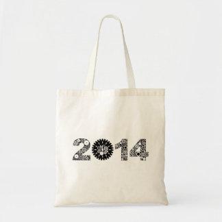 2014 Mechanical Gears Countdown Clock Bag