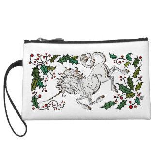 2014 MinkMode Collection: Unicorn Clutch Purse