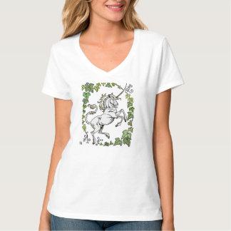 2014 MinkMode Collection: Unicorn Tee - Ivy
