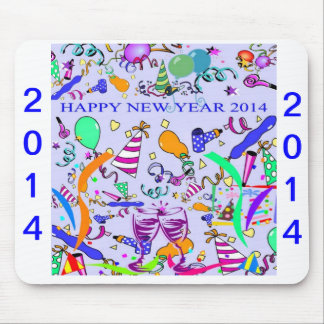 2014 MOUSE PAD