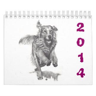 2014 my favorites calendar