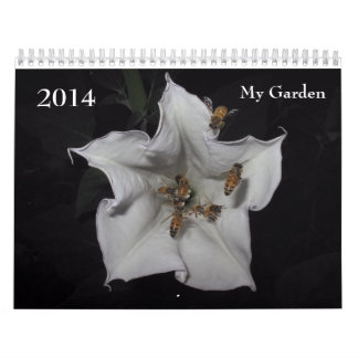 2014 My Garden Calendar