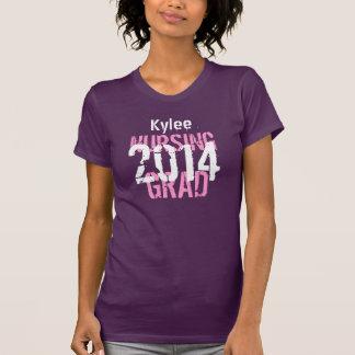 2014 o cuaesquiera nombres de encargo N13 del rega Camiseta