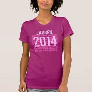 2014 or Any Year Best High School Graduate v12 Tee Shirts