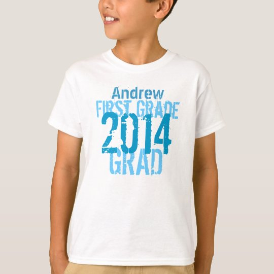 2014 or Any Year First Grade New Grad V6 T-Shirt