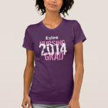 2014 or Any Year Nursing Grad Gift Custom Name N13 Tee Shirt