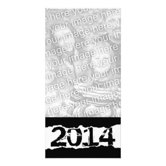 2014 (page tear) customized photo card