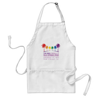 2014 Palm Springs Pride Adult Apron