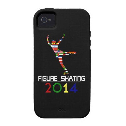 2014: Patinaje artístico Carcasa Para iPhone 4/4S