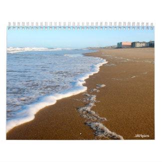 2014 playas del calendario