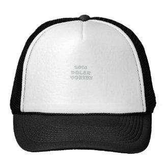 2014 Polar Vortex - Detroit MI -14 Trucker Hat