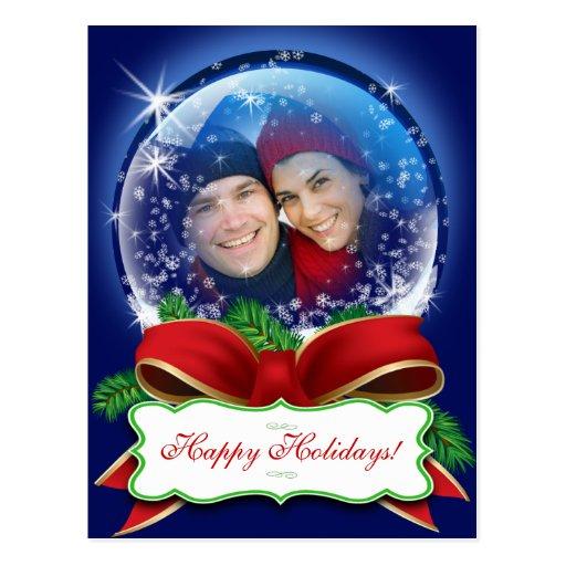 2014 postales de la foto del navidad a