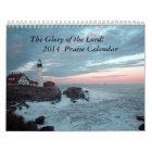 2014  Praise Calendar! Calendar