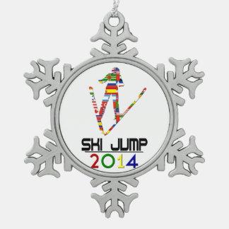 2014: Salto de esquí Adorno