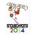 2014: Snowboard Postal