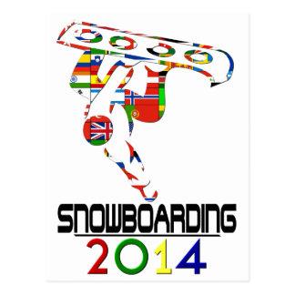 2014 Snowboard Postal