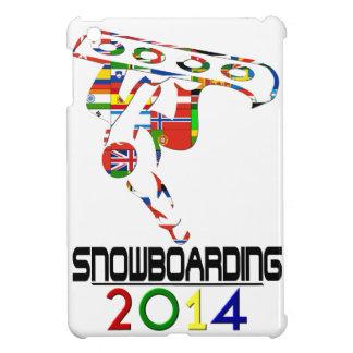 2014: Snowboarding iPad Mini Covers