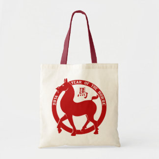 2014 The Year Of The Horse Tote Bag