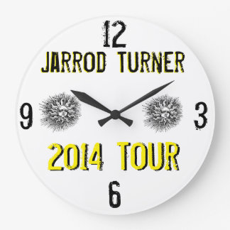 2014 Tour Jarrod Turner Clock Sun Logo