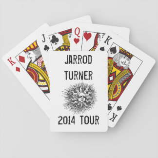 2014 Tour Playing Cards