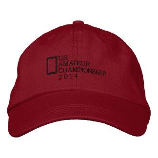 2014 U S Amateur Championship Embroidered Hats