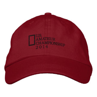 2014 U.S. Amateur Championship Embroidered Hats