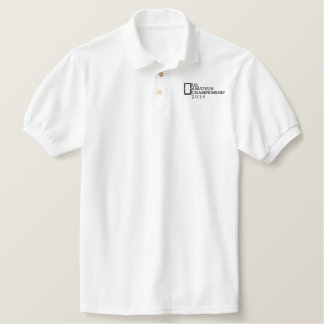 2014 U.S. Amateur Championship Embroidered Polo Shirt