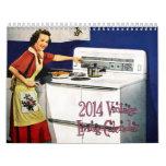 2014 Vintage Living Calendar