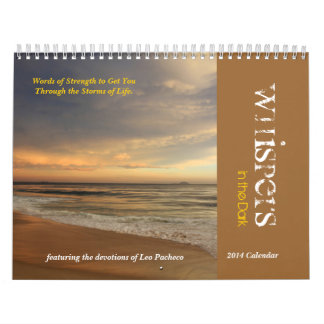 2014 Whispers in the Dark Devotional Calendar