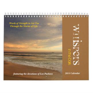 2014 Whispers in the Dark Devotional Calendar