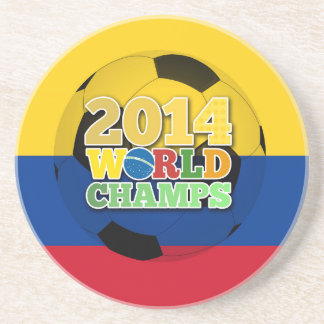 2014 World Champs Ball - Colombia Coaster