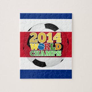 2014 World Champs Ball - Costa Rica Puzzle