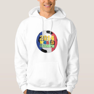 2014 World Champs Ball - France Hoodie