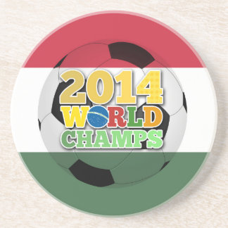 2014 World Champs Ball - Hungary Coaster