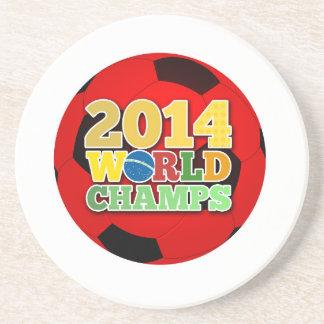 2014 World Champs Ball - Japan Coasters