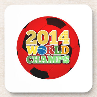 2014 World Champs Ball - Japan Drink Coaster