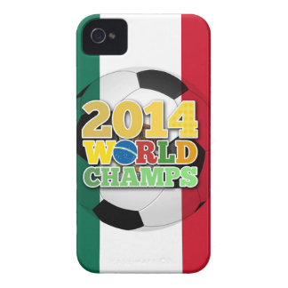 2014 World Champs Ball - Mexico iPhone 4 Cases
