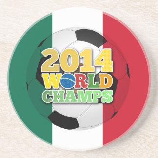 2014 World Champs Ball - Mexico Coasters