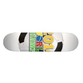 2014 World Champs Ball - Nigeria Skateboard Decks