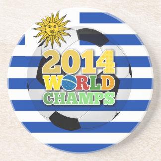 2014 World Champs Ball - Uruguay Coaster